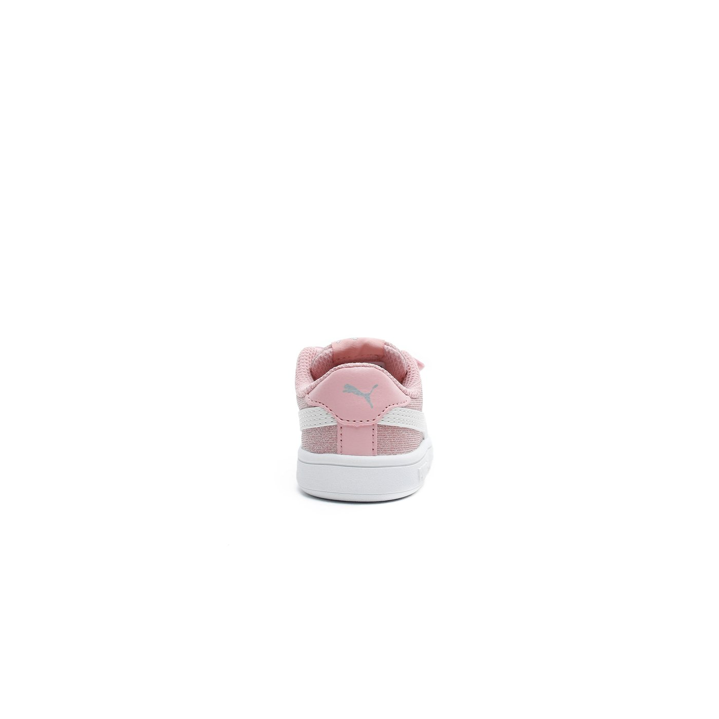 Puma Smash V2 Glitz Glam Bebek Pembe Spor Ayakkabı