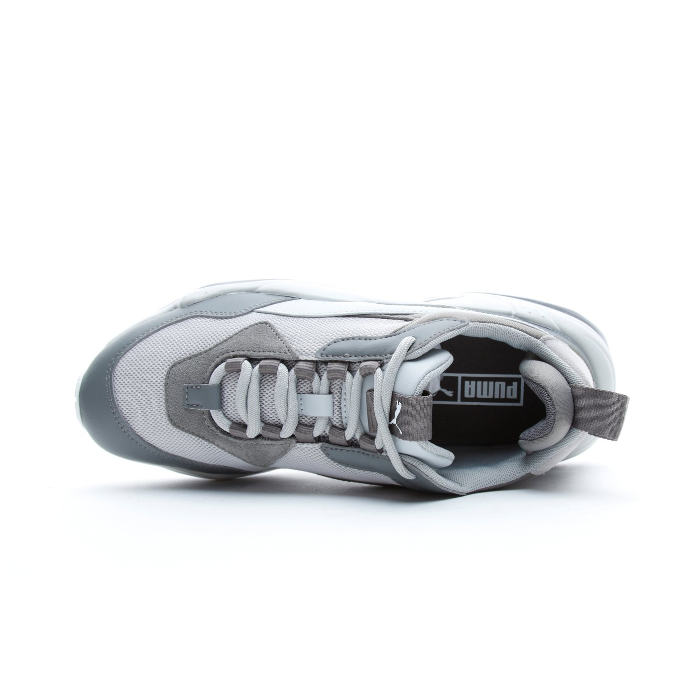 Puma Thunder Fashion 2.2 Erkek Gri Spor Ayakkabı