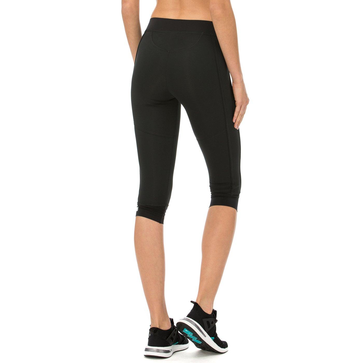 adidas 3/4 Stella McCartney Kadın Siyah Tayt