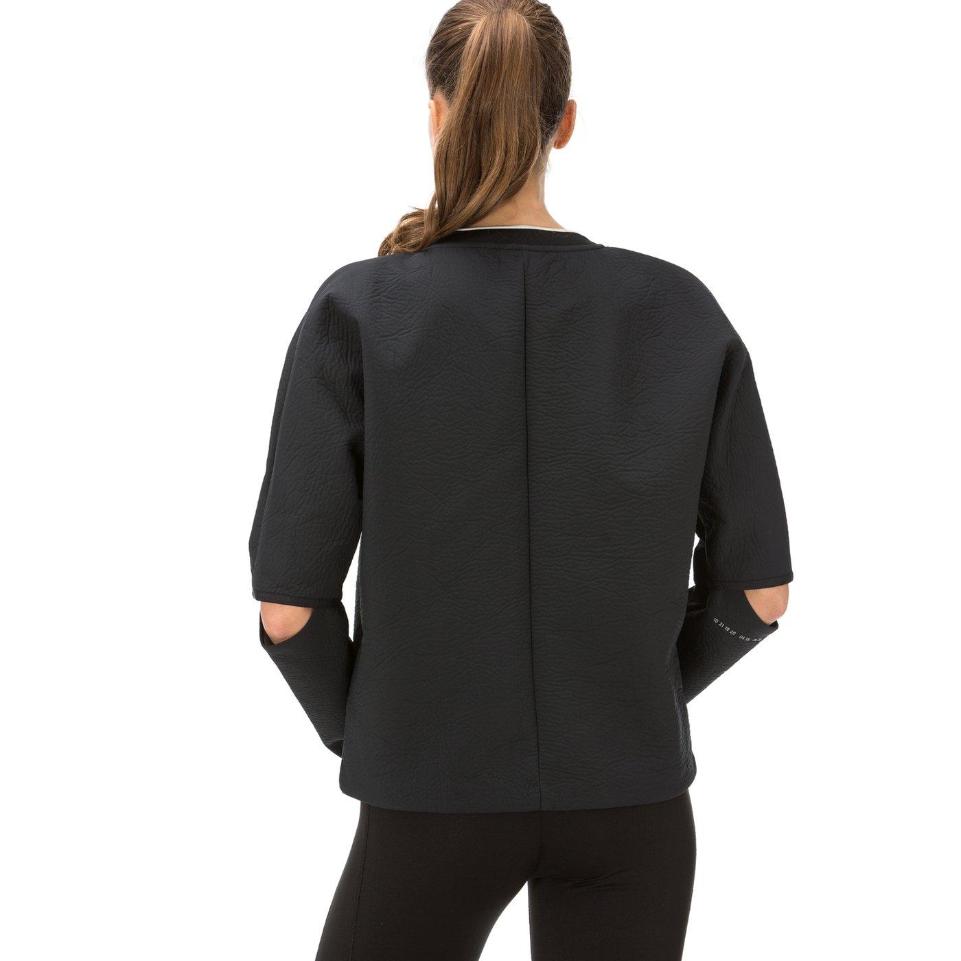 Nike Tech Pack Kadın Siyah Sweatshirt