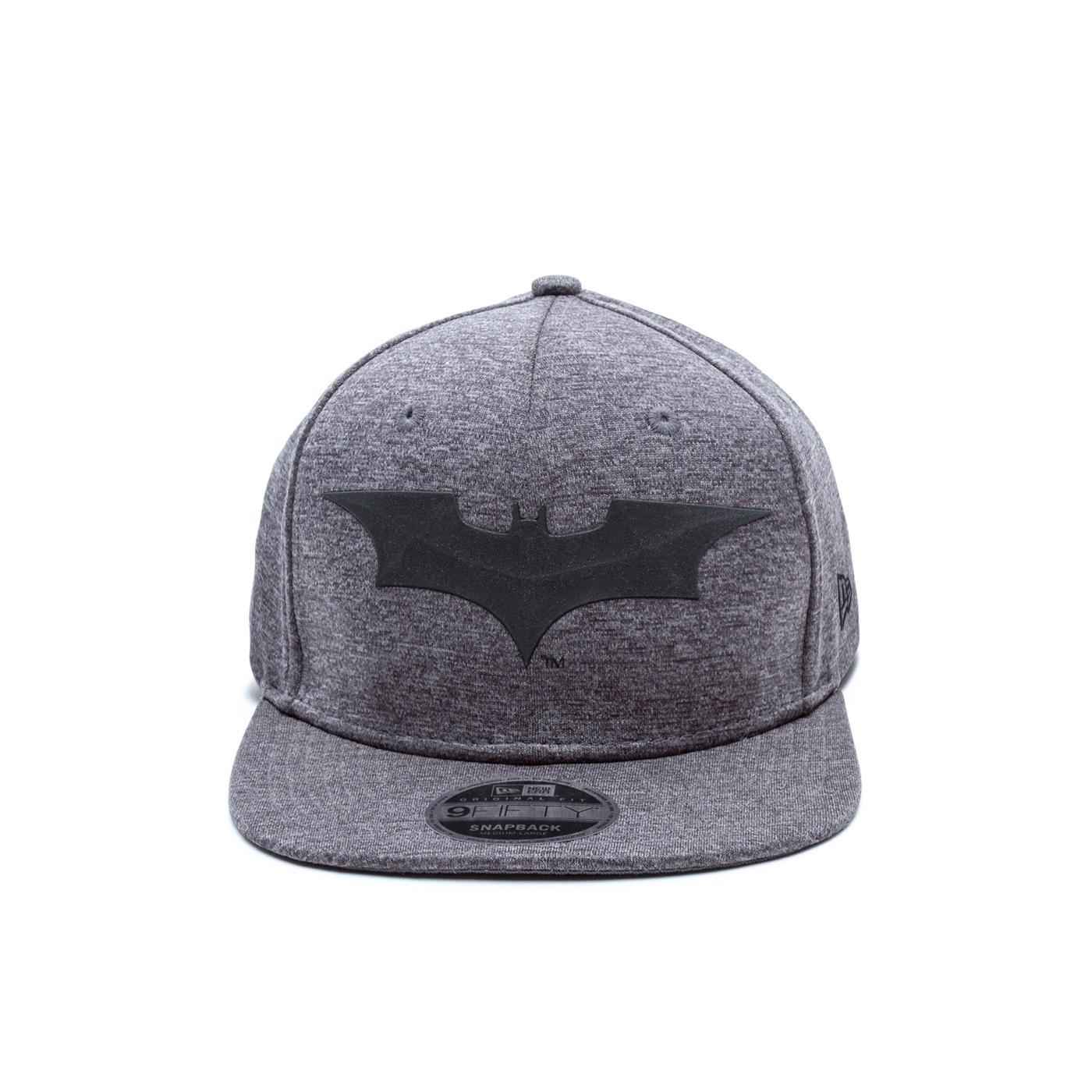 New Era 9Fifty Batman Unisex Gri Şapka