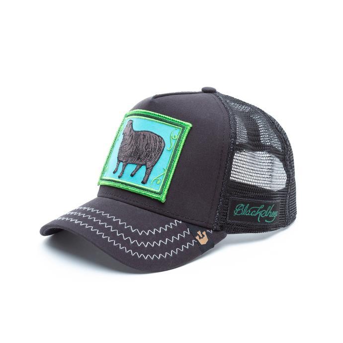 Goorin Bros Black Sheep Siyah Unisex Şapka