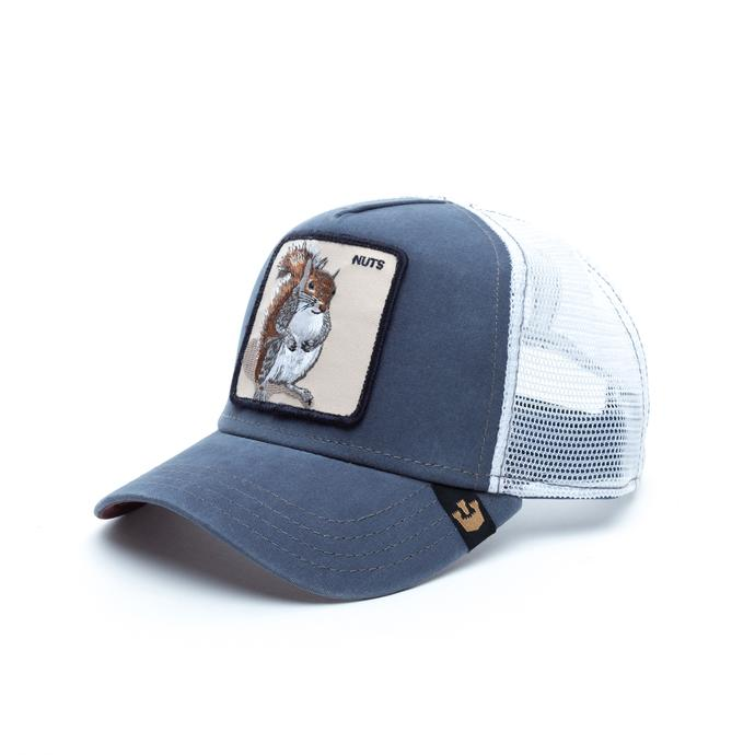 Goorin Bros Nuts Mavi Unisex Şapka