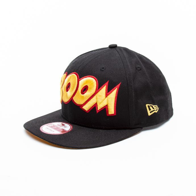 New Era 9Fifty Boom Siyah Unisex Şapka