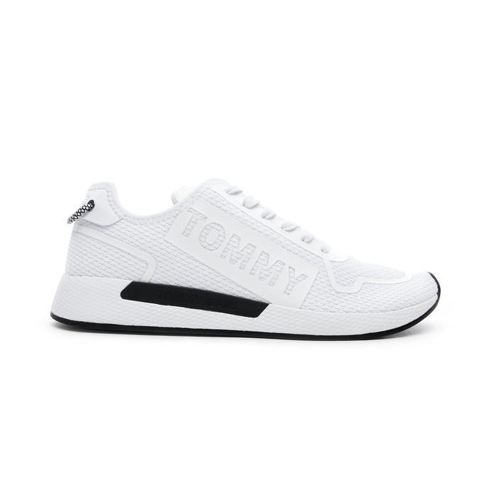 Tommy Hilfiger Technical Details Flexi Erkek Beyaz Spor Ayakkabı