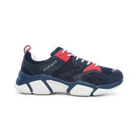 Tommy Hilfiger Chunky Erkek Lacivert Spor Ayakkabı