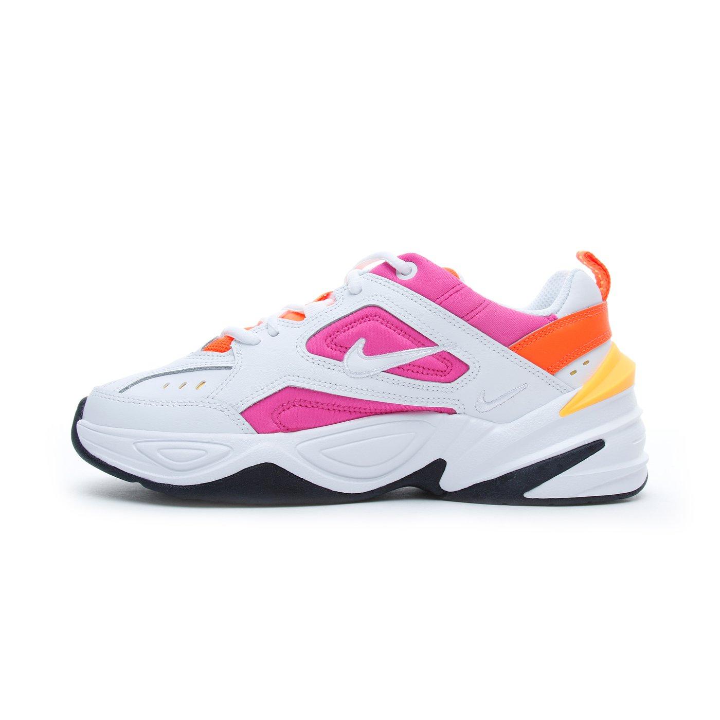 Nike M2K Tekno Kadın Beyaz-Pembe Spor Ayakkabı
