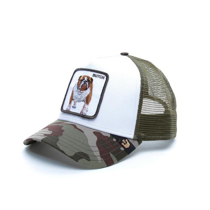 Goorin Bros Butch Yeşil-Beyaz Unisex Şapka