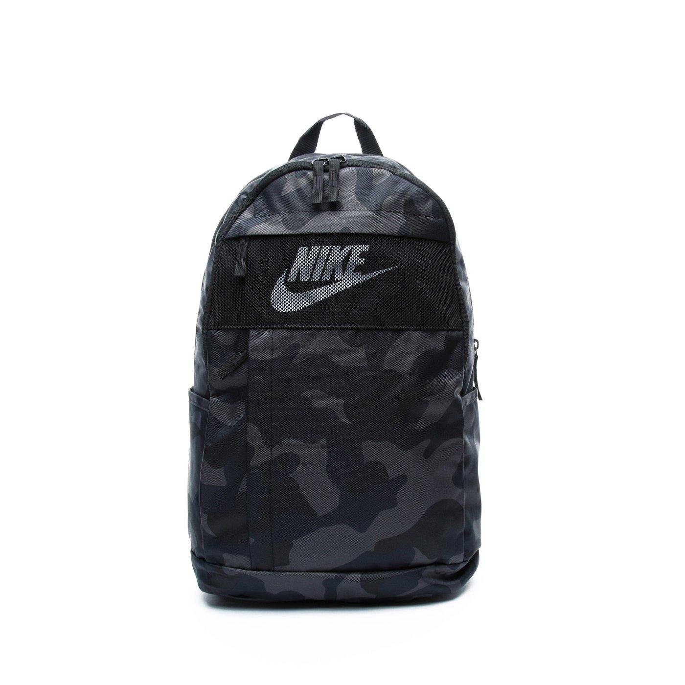 Nike Elemental 2.0 Camo Siyah Unisex Sırt Çantası