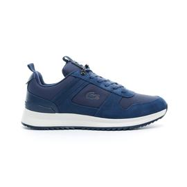 Lacoste Joggeur 2.0 Erkek Lacivert - Koyu Mavi Spor Ayakkabı