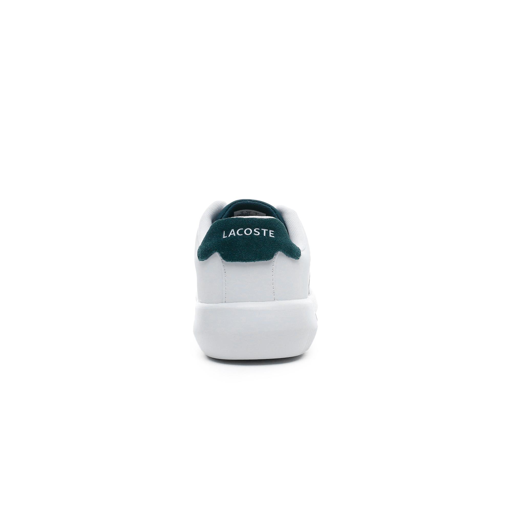 Lacoste Avance Erkek Beyaz - Yeşil Spor Ayakkabı