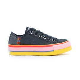 Converse Chuck Taylor All Star Lİft Kadın Siyah Sneaker