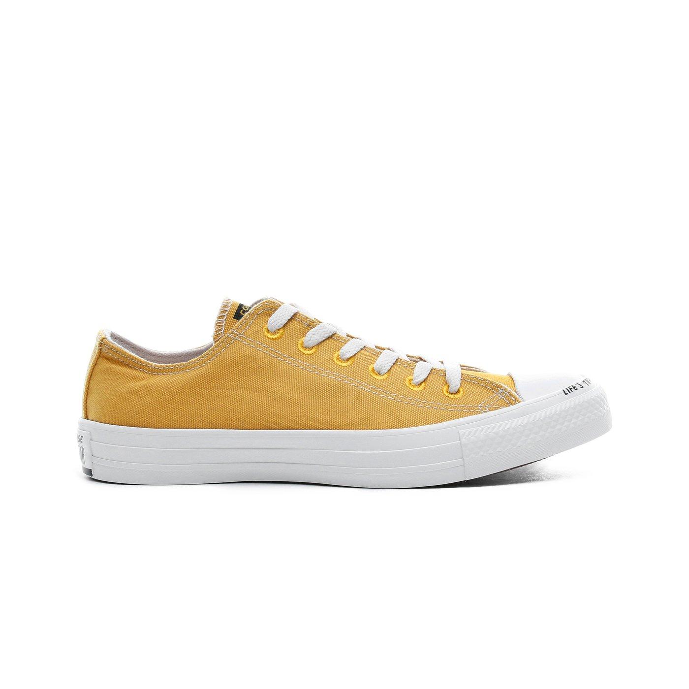 Converse Chuck Taylor All Star Kadın Sarı Sneaker