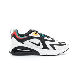 Nike Air Max 200 Siyah-Beyaz Erkek Spor Ayakkabı