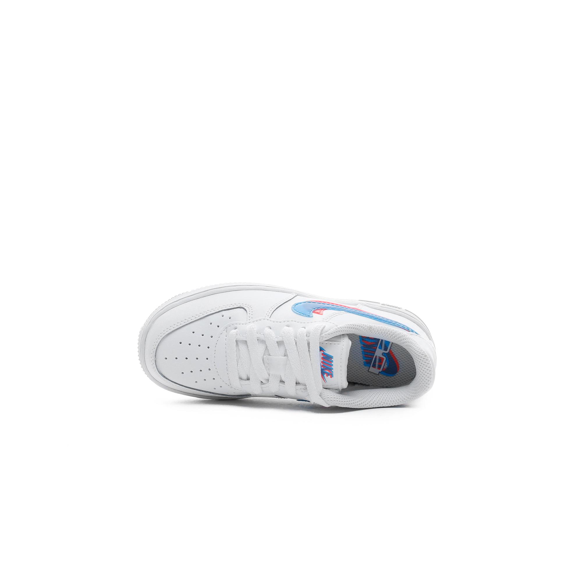 Nike Force 1 Lv8 Ksa Beyaz Çocuk Spor Ayakkabı