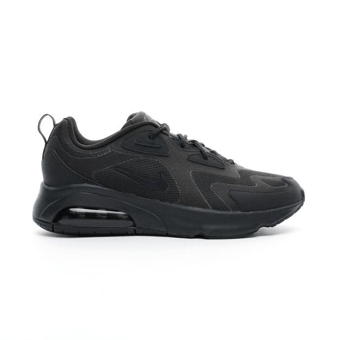 Nike Air Max 200 Siyah Erkek Spor Ayakkabı