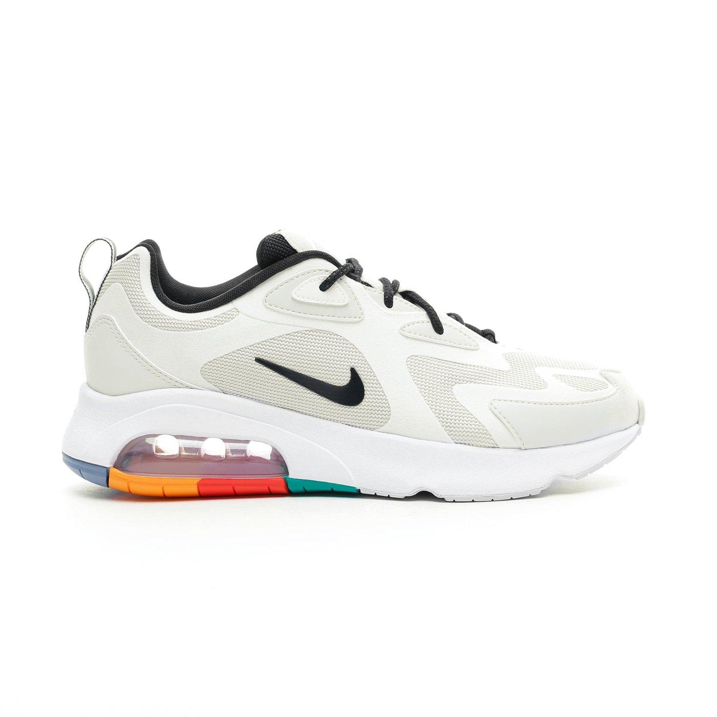 Nike Air Max 200 Beyaz Erkek Spor Ayakkabı