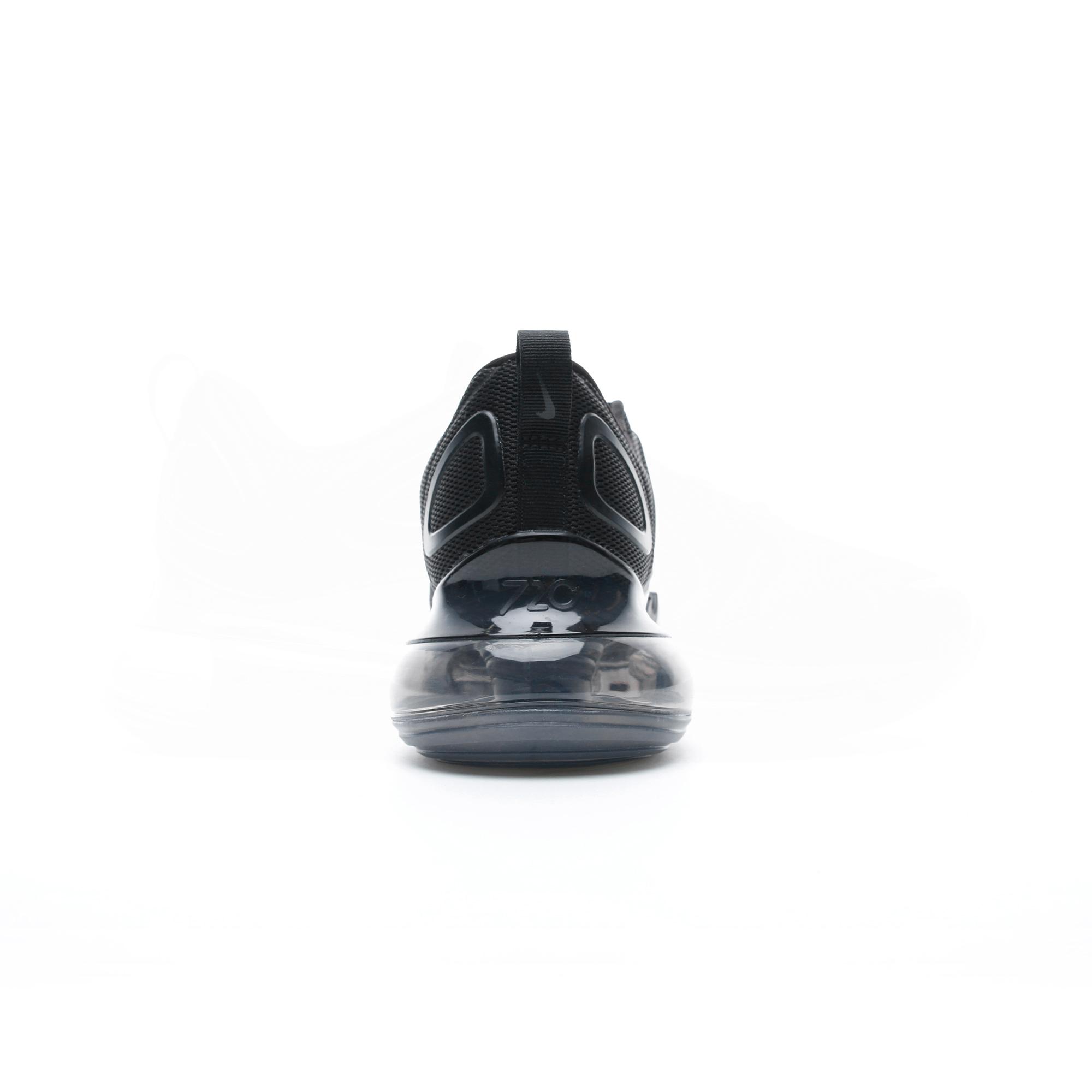 Nike Air Max 720 Siyah Erkek Spor Ayakkabı