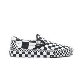 Vans UA Classic Slip-On Unisex Beyaz Sneaker