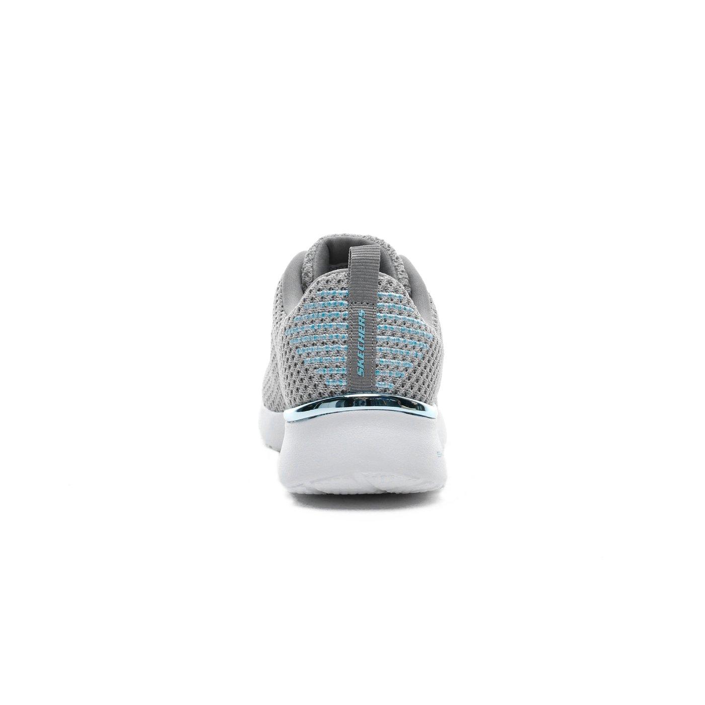 Skechers Skech-Air Dynamight Gri Kadın Spor Ayakkabı
