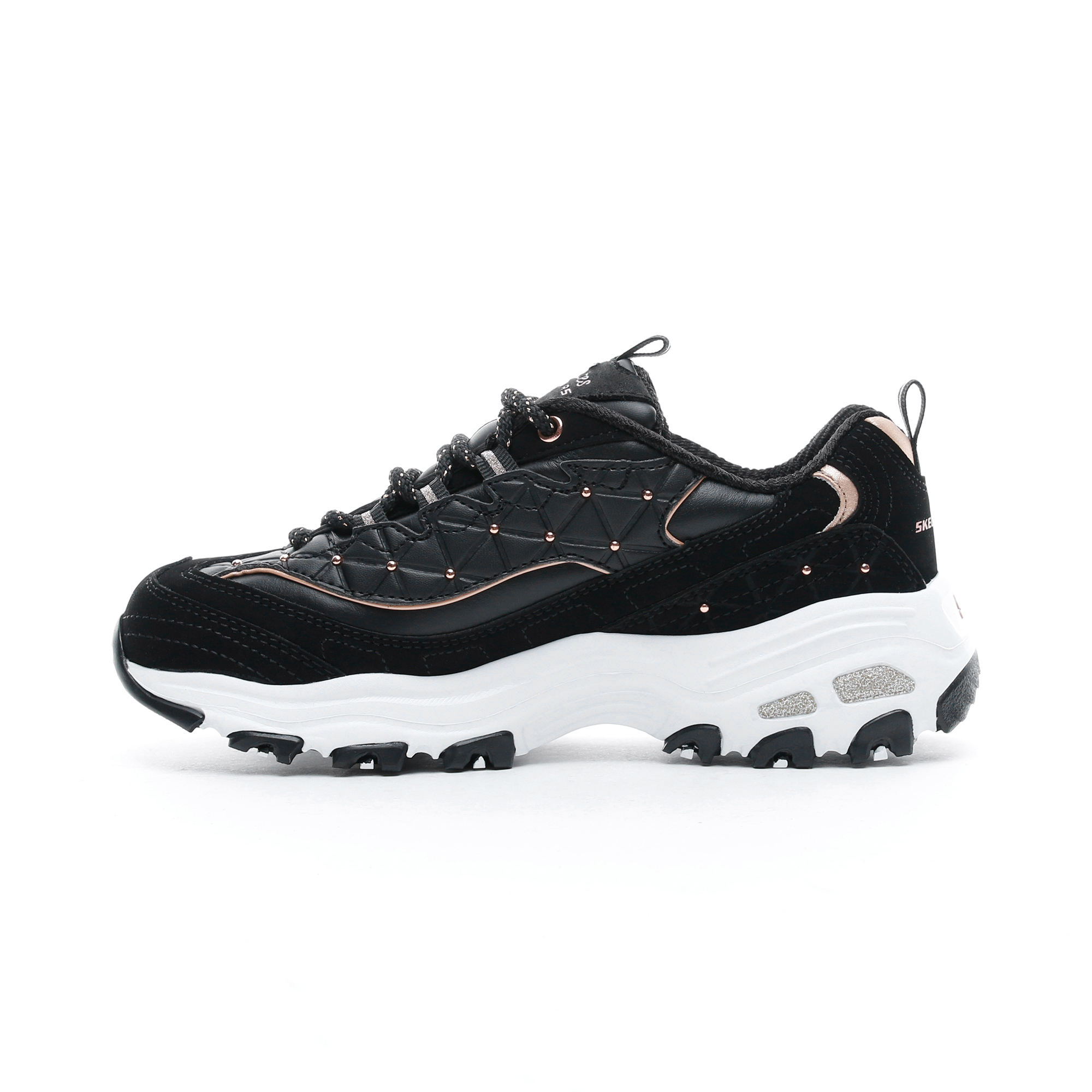 Skechers D'Lites Siyah Kadın Spor Ayakkabı