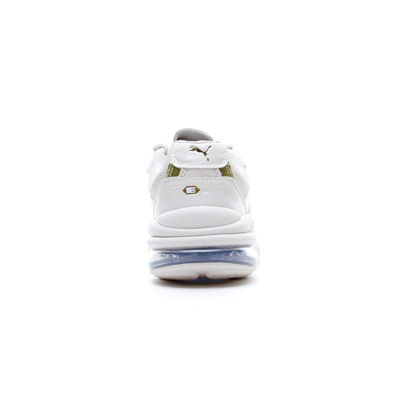 Puma Cell Venom Hypertech Kadın Beyaz Spor Ayakkabı