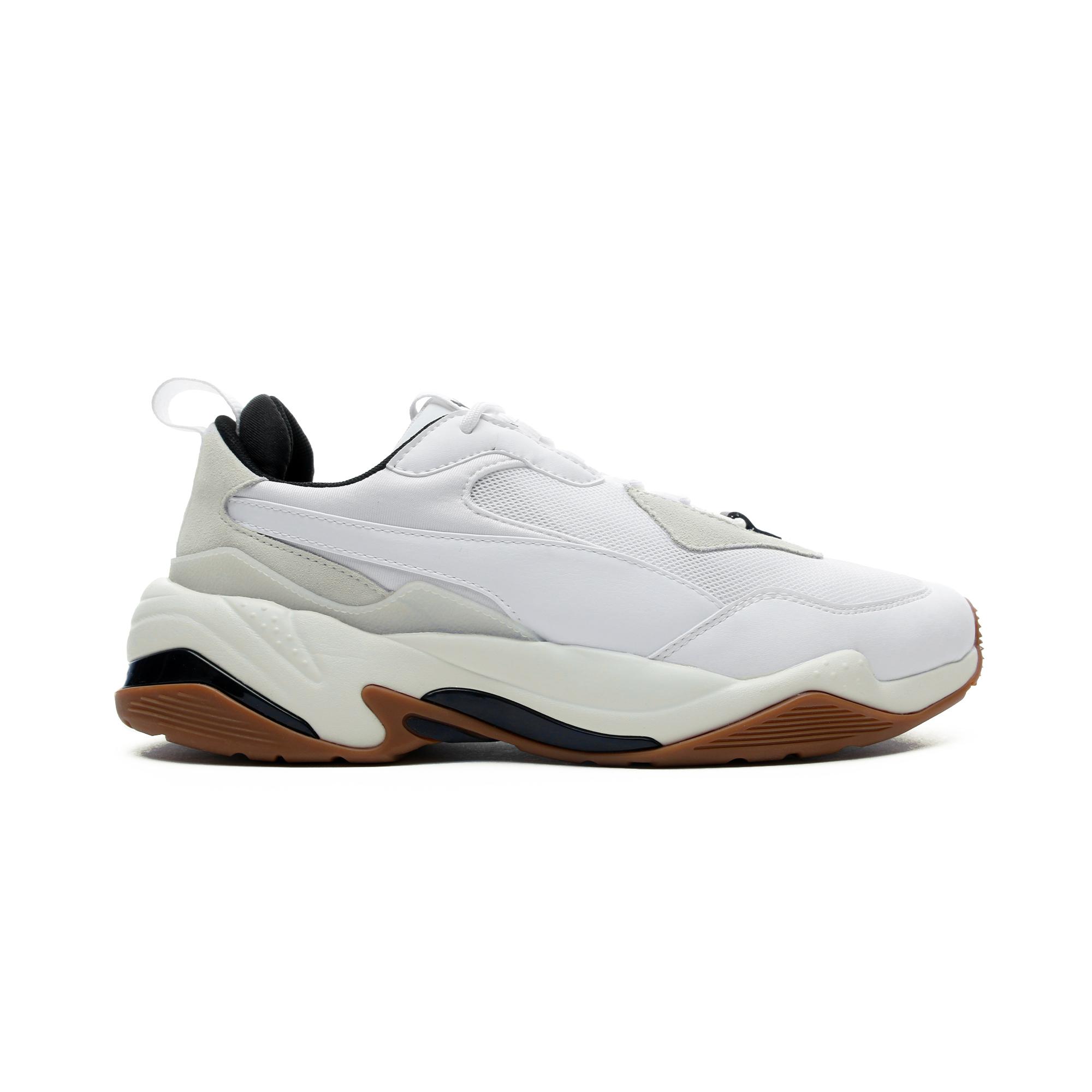 Puma Thunder Fashion 2.1 Erkek Beyaz Spor Ayakkabı