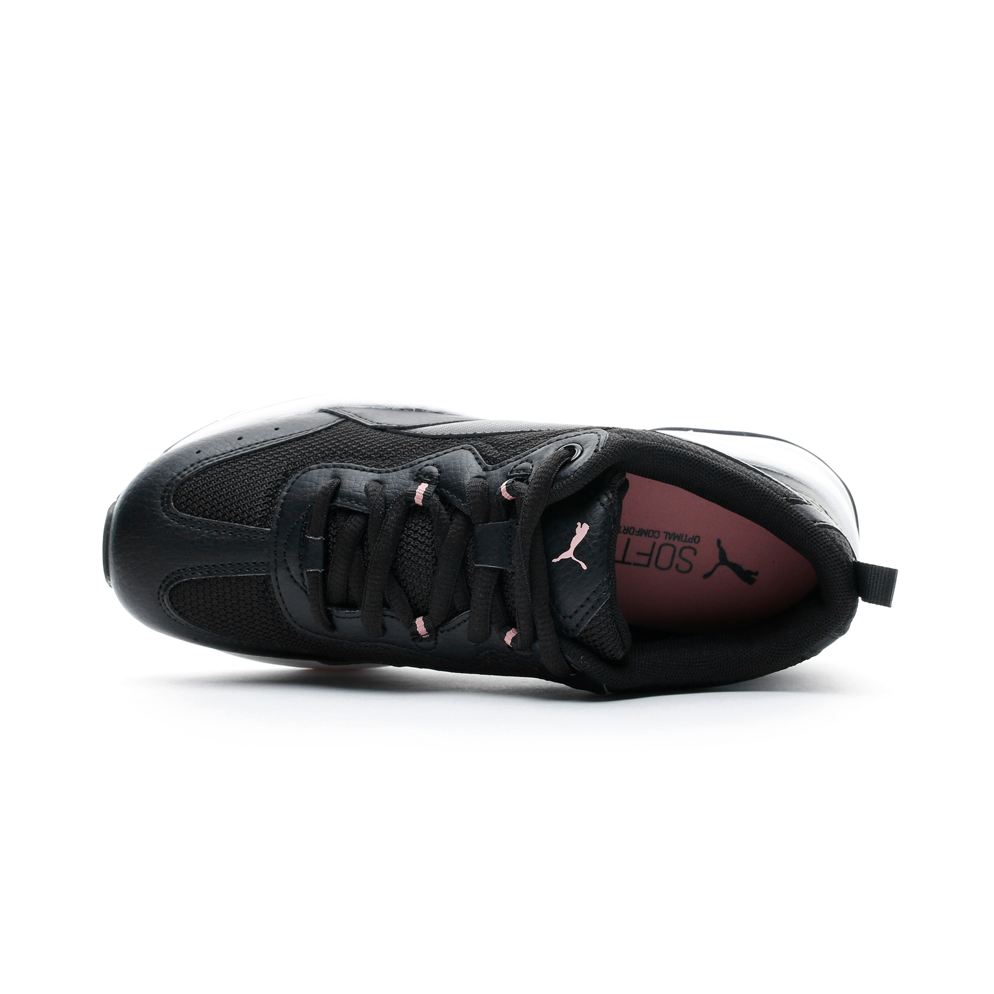 Puma Cilia Kadın Siyah Spor Ayakkabı