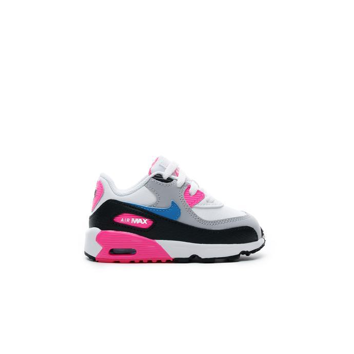 Nike Air Max 90 Beyaz Çocuk Spor Ayakkabı