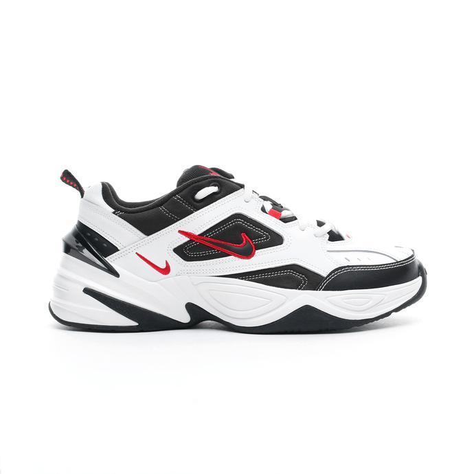 Nike M2K Tekno Siyah - Beyaz Erkek Spor Ayakkabı
