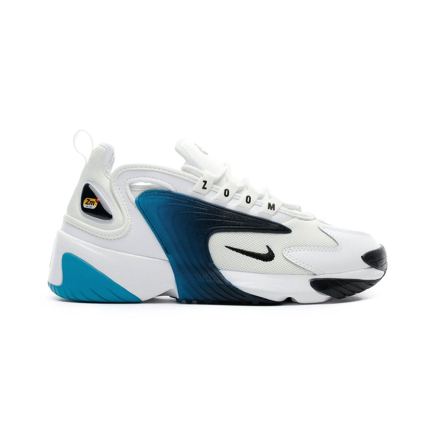 Nike Zoom 2K Beyaz Erkek Spor Ayakkabı