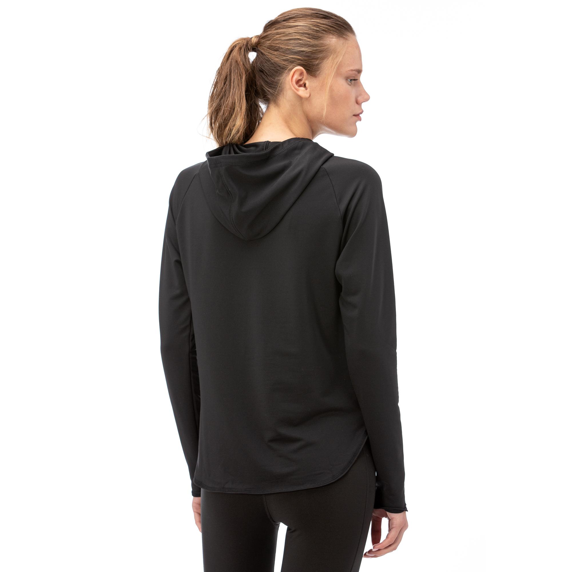 Puma Active Hoody Kadın Siyah Sweatshirt