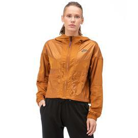 Nike Wr Jkt Cargo Rebel Kadın Turuncu Rüzgarlık