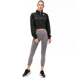 Nike Air Lggng Kadın Gri Tayt