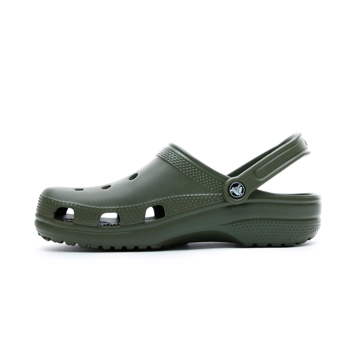 Crocs Classic Erkek Yeşil Terlik