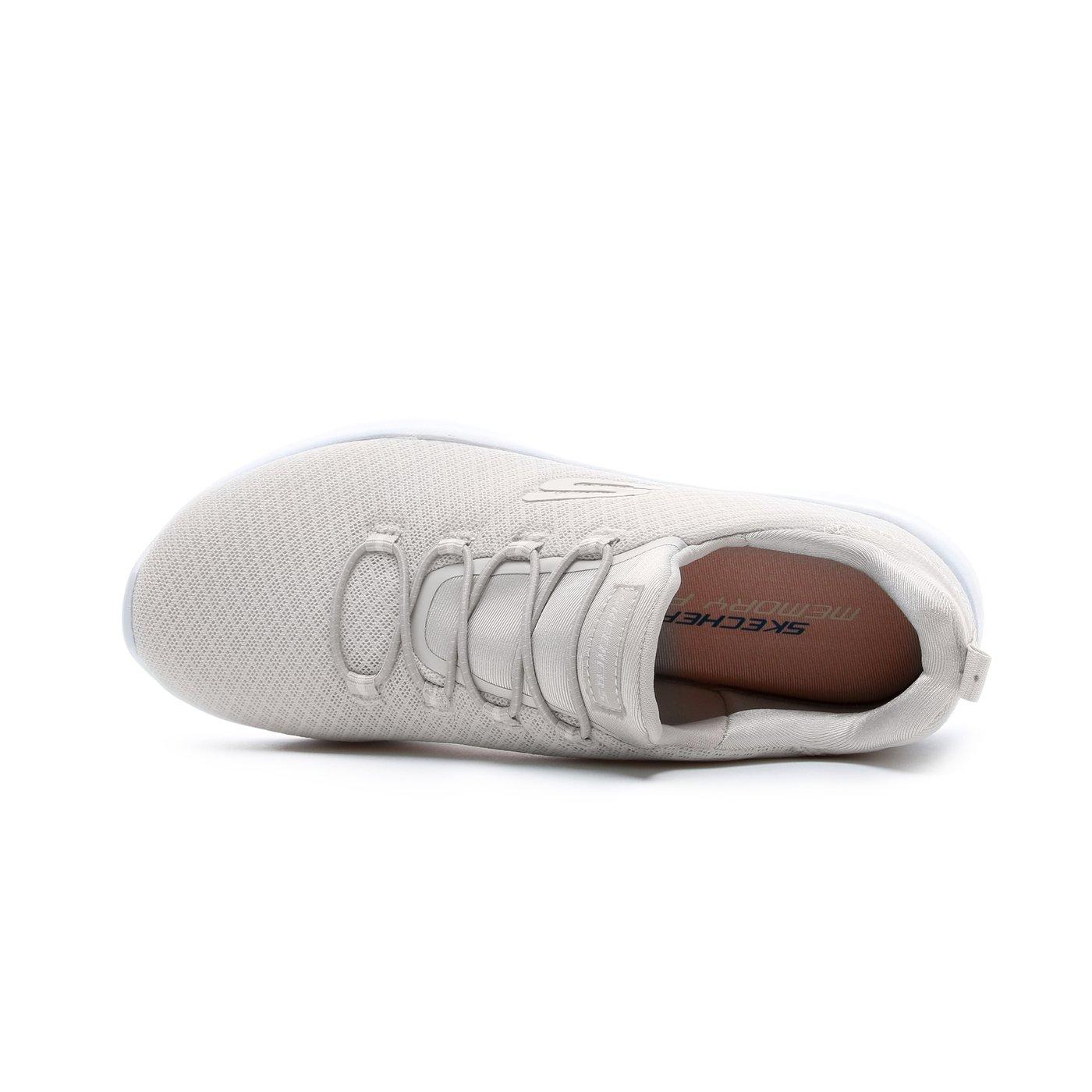 Skechers Dynamight Bej Kadın Spor Ayakkabı