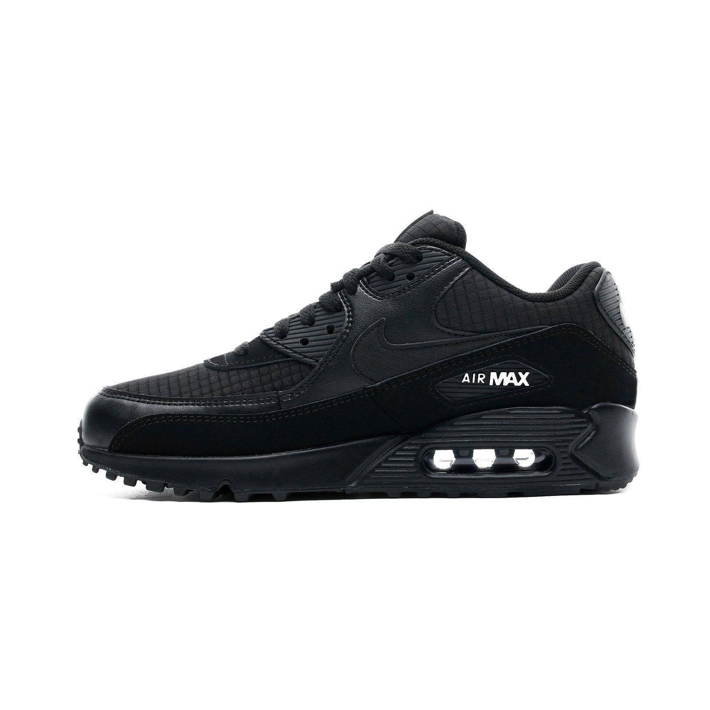 Nike Air Max 90 Essential Siyah Erkek Spor Ayakkabı