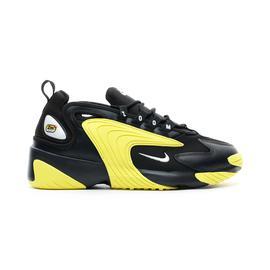 Nike Zoom 2K Siyah - Sarı Erkek Spor Ayakkabı
