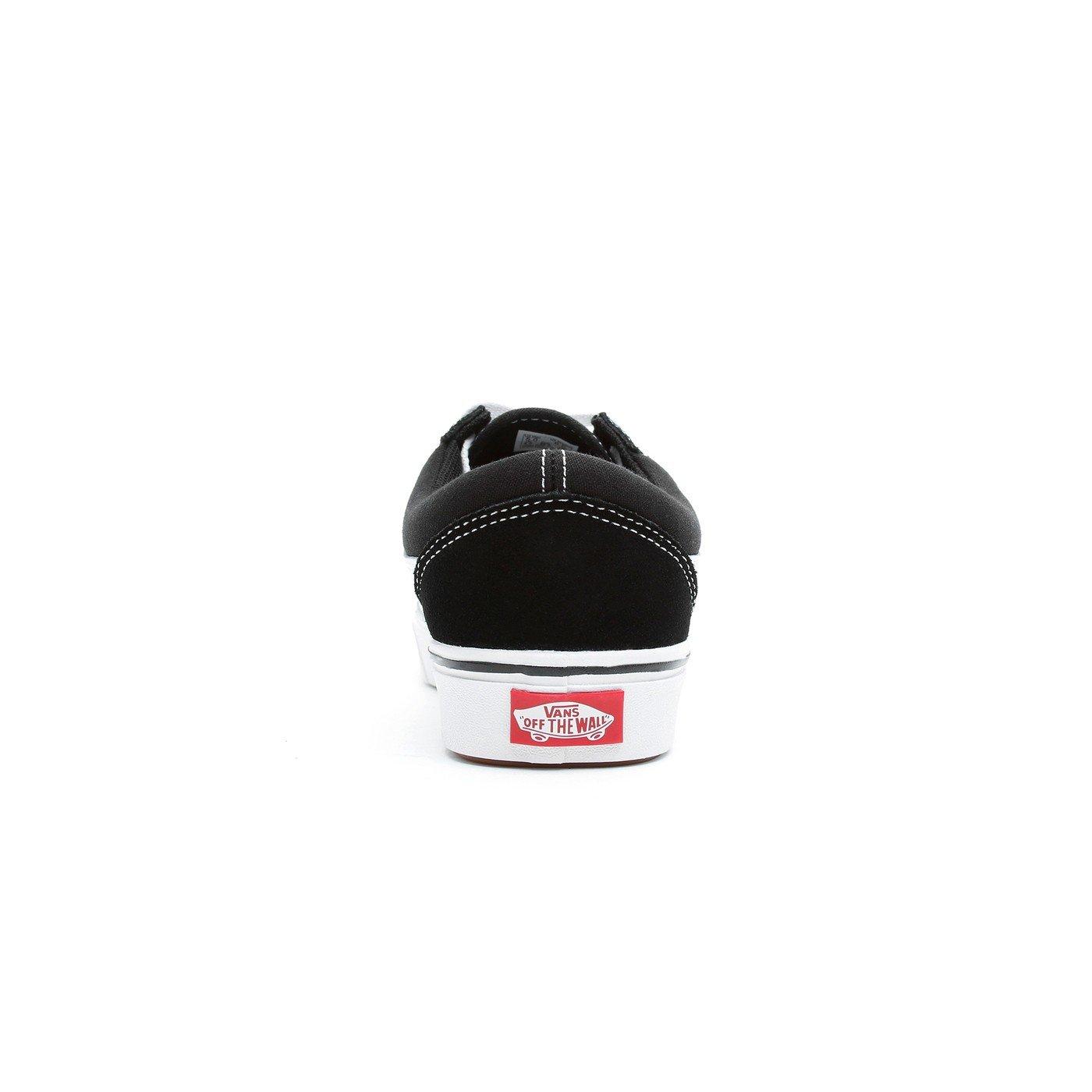 Vans UA ComfyCush Old Skool Unisex Siyah Sneaker