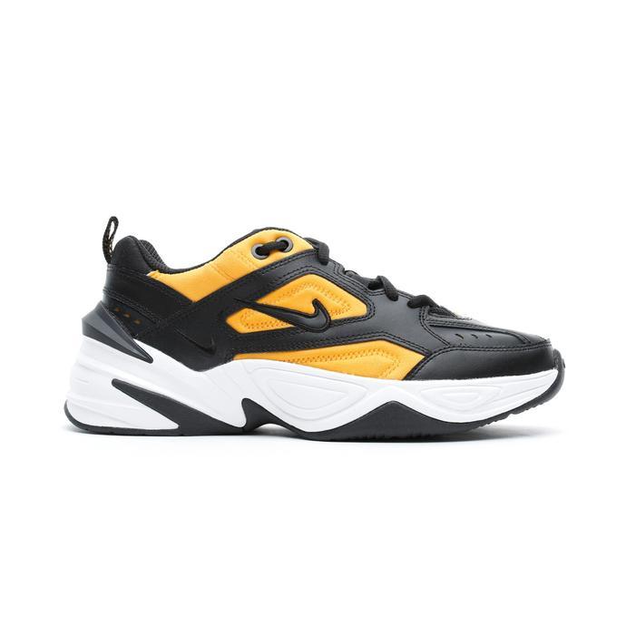 Nike M2K Tekno Turuncu - Siyah Kadın Spor Ayakkabı