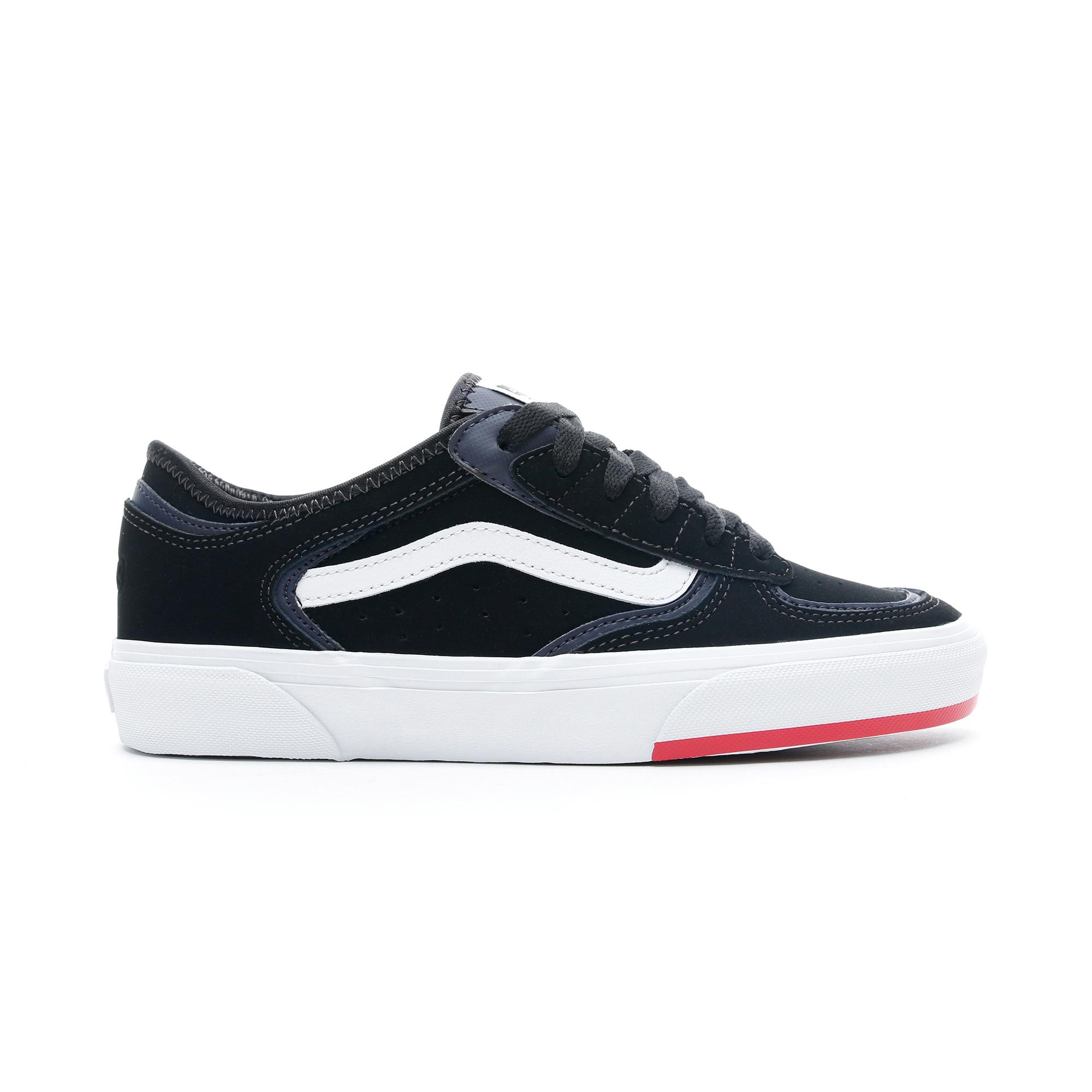 Vans 66/99/19 Rowley Classic Siyah Kadın Sneaker