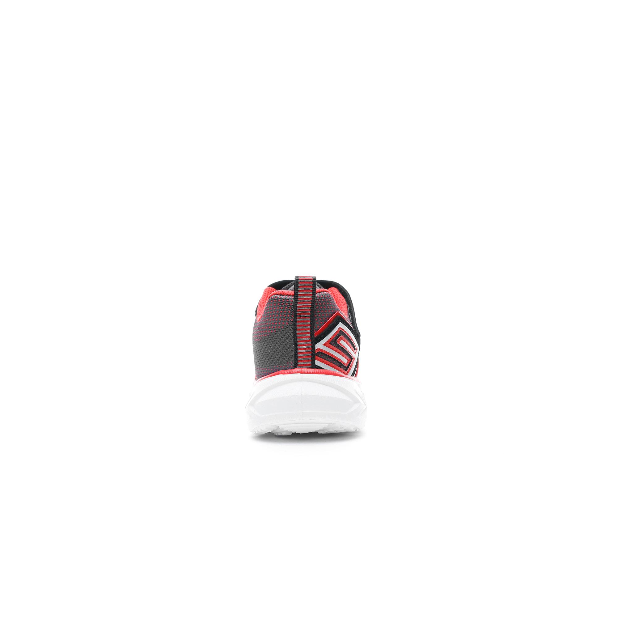 Skechers Hypno-Flash 2.0 Işıklı Çocuk Gri Spor Ayakkabı