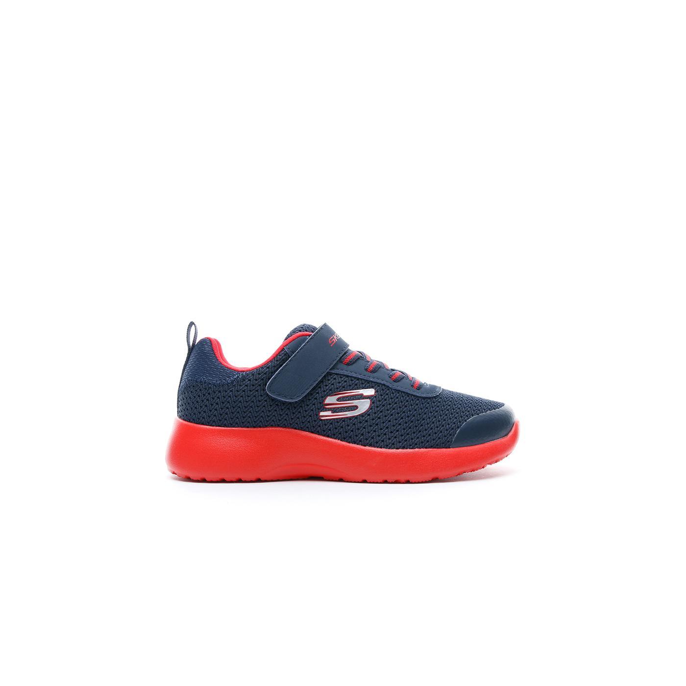 Skechers Dynamight Lacivert Çocuk Spor Ayakkabı