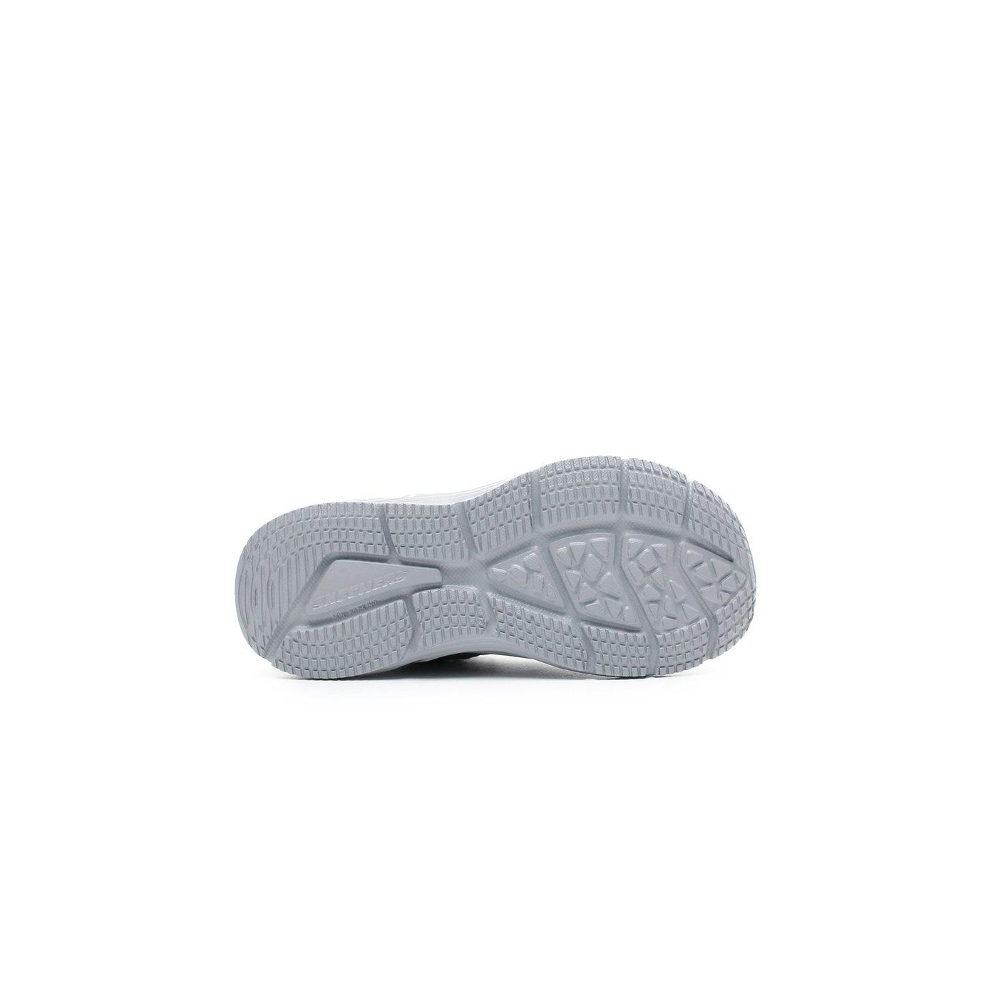 Skechers Dyna-Air Gri Çocuk Spor Ayakkabı