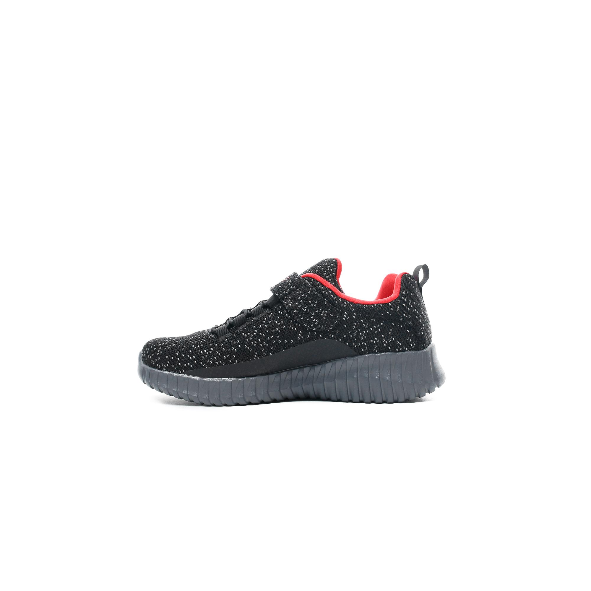 Skechers Elite Flex Siyah Çocuk Spor Ayakkabı