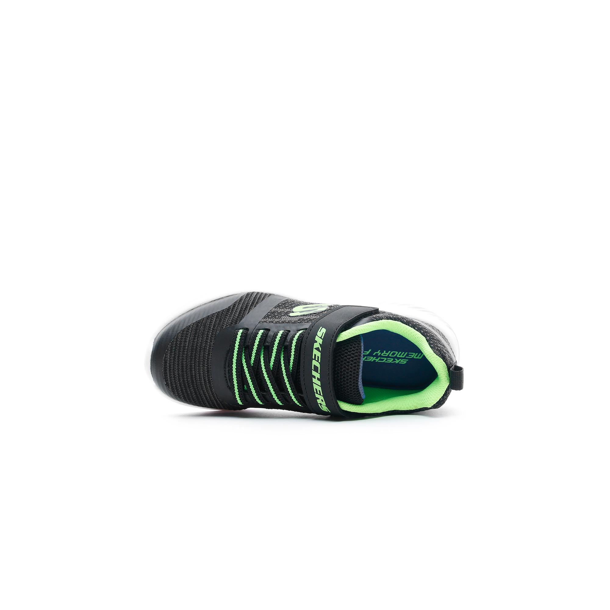 Skechers Bounder Siyah Çocuk Spor Ayakkabı