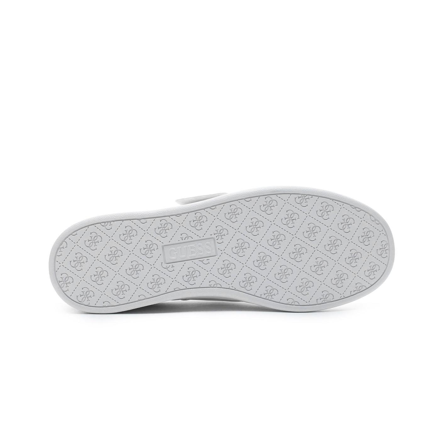 Guess Chex Beyaz Kadın Spor Ayakkabı