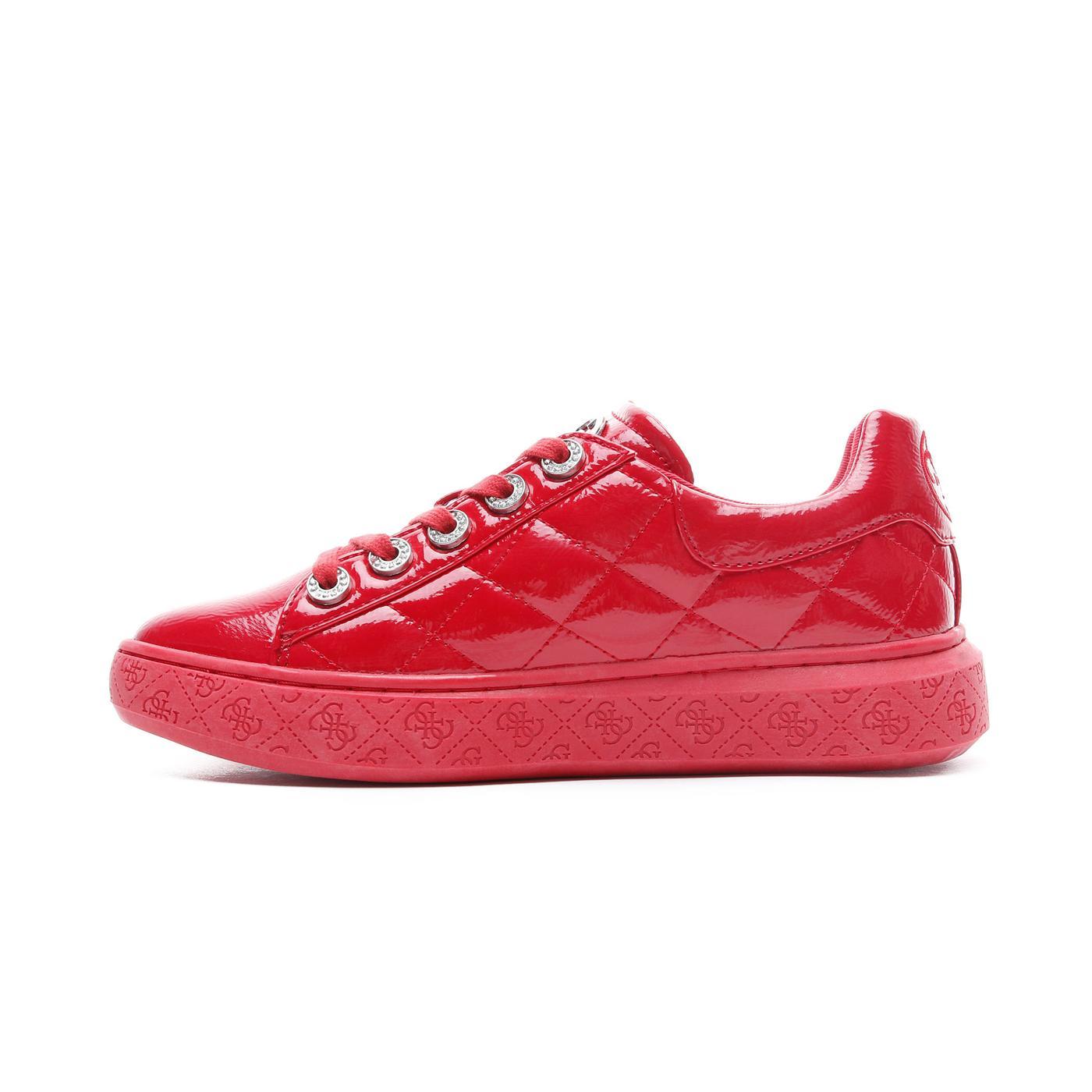 Guess Becks Kırmızı Kadın Spor Ayakkabı