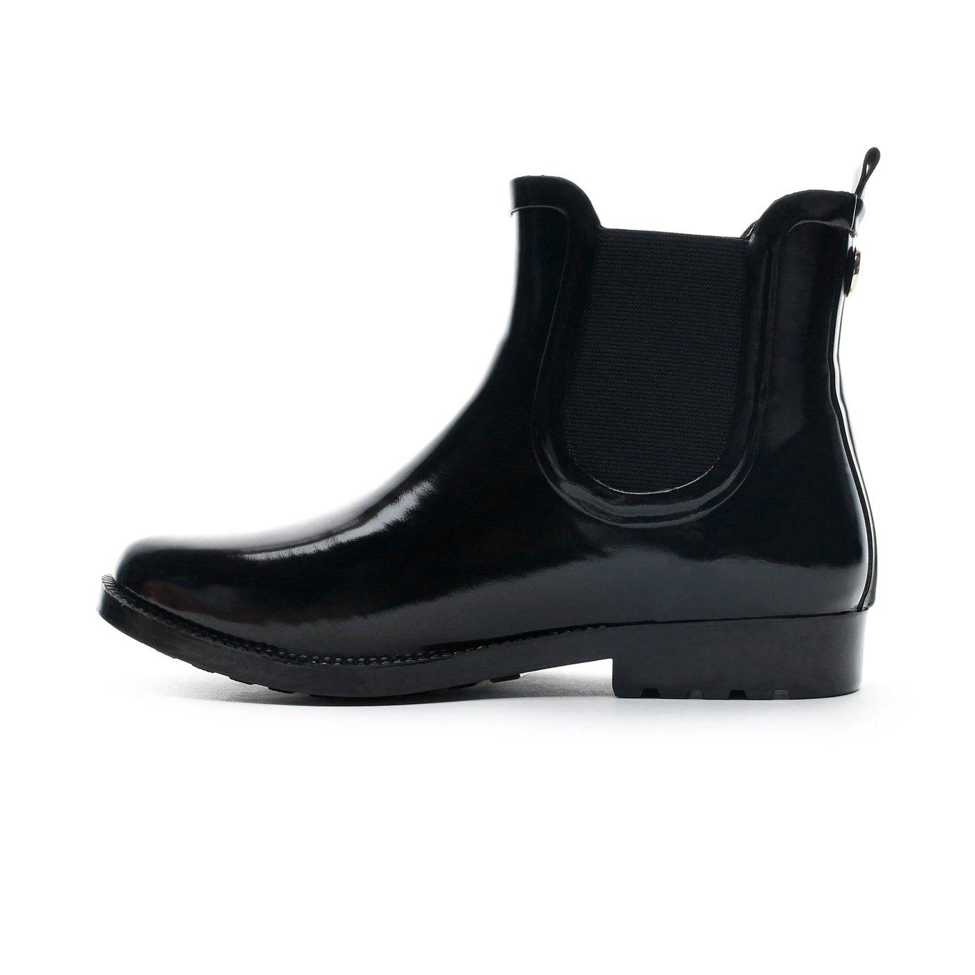 Guess Rekha3 Siyah Kadın Yağmur Botu