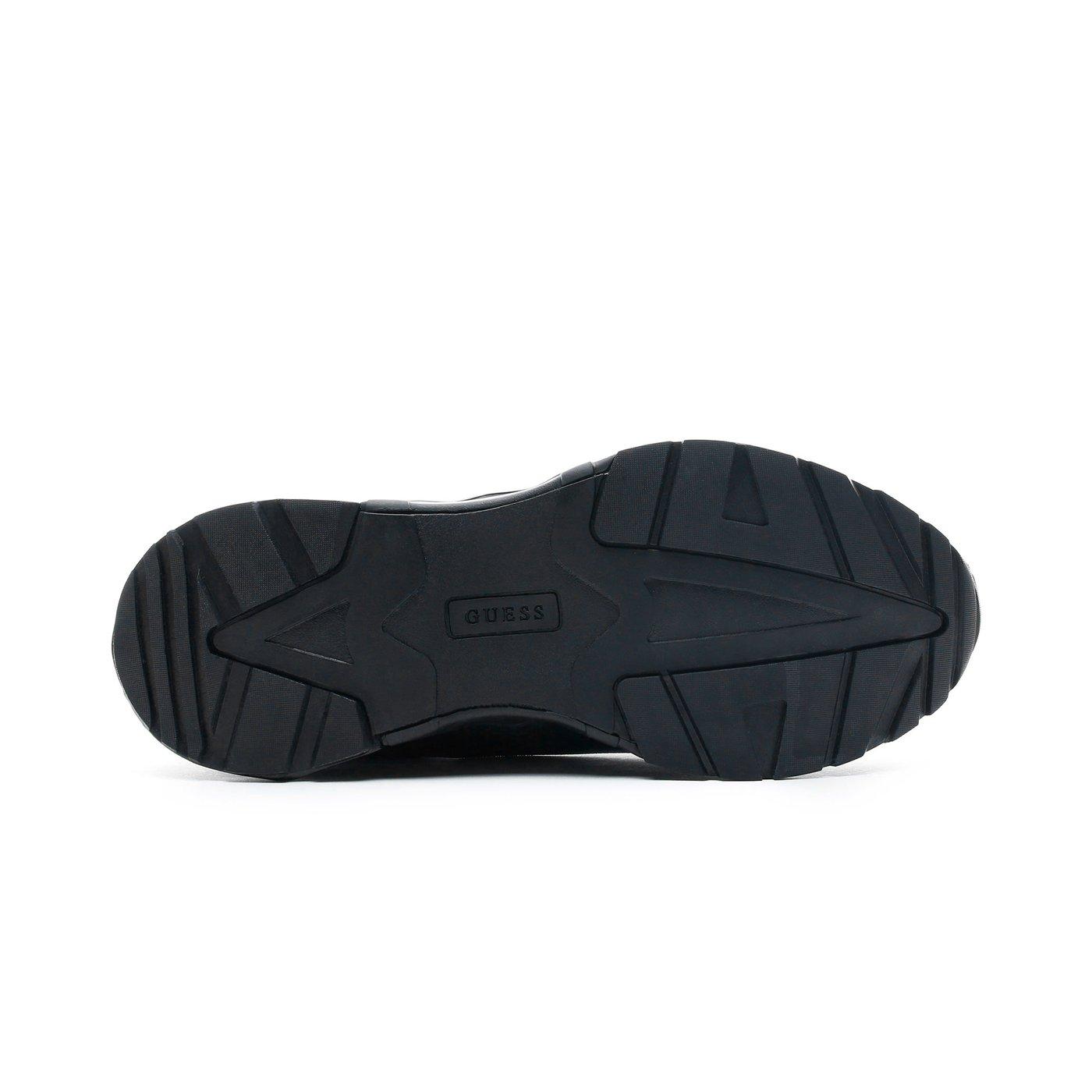 Guess Terain7 Kadın Siyah Spor Ayakkabı